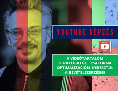 YouTube Képzés